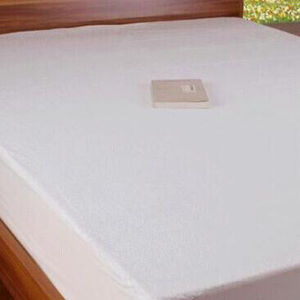 100% Terry Cotton Waterproof Mattress Protector (DPF10155) pictures & photos