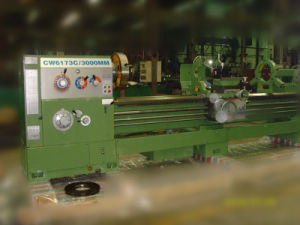 Cw6173c Metal Cutting Lathe Machine