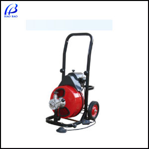 High Quality Power Type Drain Pipe Cleaning Machine (MD50) pictures & photos