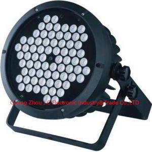 Cast Aluminum 72PCS 3W RGBW LED PAR Can /PAR Light pictures & photos
