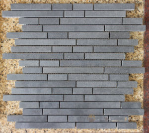 Grey Basalt Mosaic, Stone Mosac and Mosaic Tiles pictures & photos