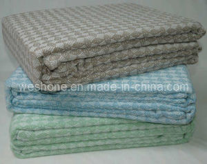 50% Bamboo 50% Cotton Blanket Bb-070412 pictures & photos