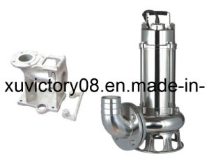 4inch 304/316 Full Stainless Steel Submersible Sewage Pump (100WQ80-30-15) pictures & photos