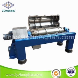 High Speed Automatic Food Grade Solid Liquid Decanter Centrifuge pictures & photos