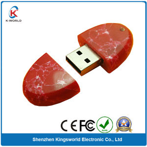 OEM Bulk Stone USB Flash Drive 128MB to 64GB pictures & photos
