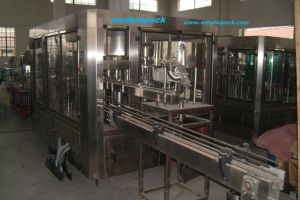 Liquid bottling machine (CGF12-12-6) pictures & photos