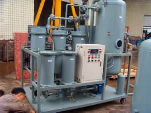 Tyd Lubricant Oil Purifier Oil and Water Separator for High Water Removal
