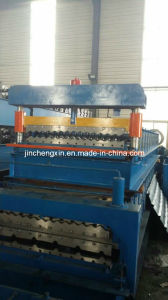Corrugated Roof Forming Machine (JCX18-26-1060) pictures & photos
