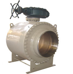Full Weld Ball Valve
