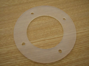 100% Virgin Silicone O Ring, Silicone Gasket, Silicone Seal, Translucent, Red, White Color pictures & photos