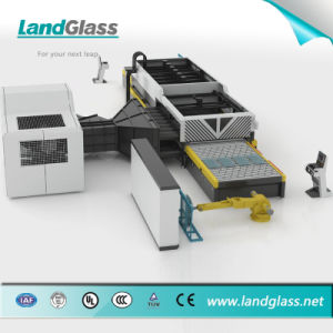 Landglass Traditional Physical Tempered Glass Machine pictures & photos
