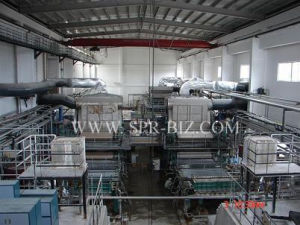 Toilet Paper Making Machine with 150-260 M/Min Working Speed (2400/2800)