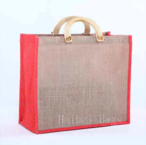 Jute Handbag (hbjh-68) pictures & photos