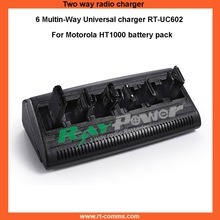 Two Way Radio Six Way Universal Charger Rt-Uc602 pictures & photos