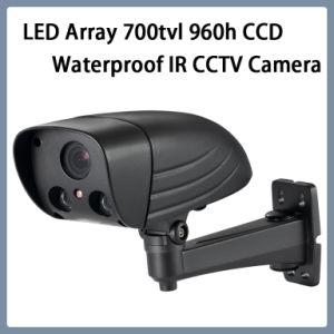 LED Array 700tvl 960h Waterproof IR CCTV Bullet Camera pictures & photos
