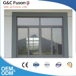 Big Aluminum Sliding Window for Balcony pictures & photos