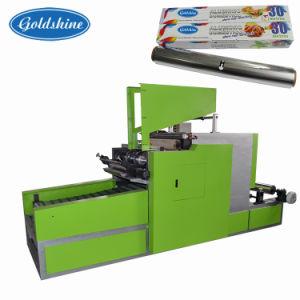 Automatic Aluminium Foil Rewinding and Slitting Machine (CE) pictures & photos