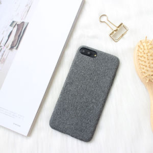 New Plush Cloth Soft Phone Back Case Covers for iPhone 7/7plus/X/8/8plus pictures & photos