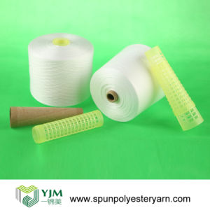 Optical White Polyester Yarn (50/2) pictures & photos