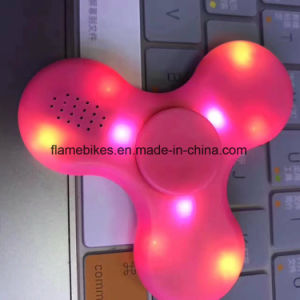 2017 New Hot USB Wireless Bluetooth LED Light Hand Spinner pictures & photos