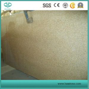 Polished/Flamed/Honed/Bush-Hammered/Swan-Cut/Natural/Pineapple/Rusty Yellow G682 Granite for Slabs/Tiles/Composite Tile/Countertops/Vanity Tops pictures & photos