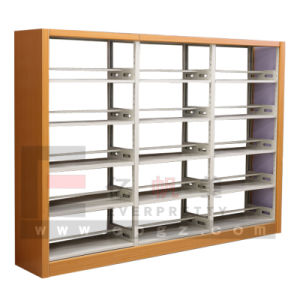 School Furniture Library Book Rack and Bookshelf pictures & photos