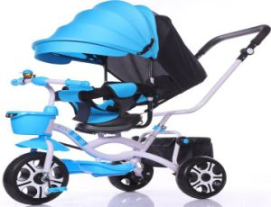 Hot Sales Luxury Baby Children Kids Child Tricycle with Ce pictures & photos