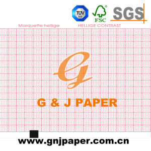 Good Quality Medical Products EKG Paper in Plastic Core pictures & photos