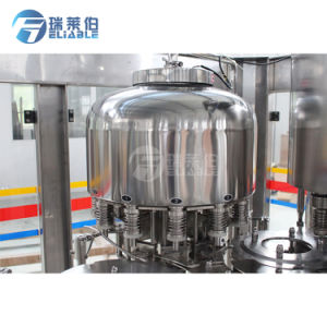 Automatic Bottled Pure Water Filling Capping Equipment / Machine pictures & photos