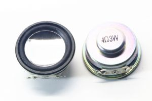 36mm 4-8ohm 2-3W Mini Woofer Superpower Speaker pictures & photos