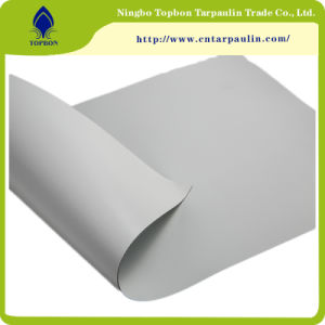 850GSM White PVC Coated Tarpaulin Rolls Fabrics for Tents Tb033 pictures & photos