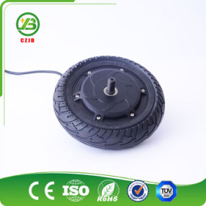 Czjb-8′′ 8 Inch Brushless DC Gearless Hub Motor for Sale pictures & photos