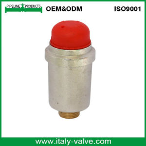 CE Certified Plated Brass Air Vent Valve (IC-3032) pictures & photos