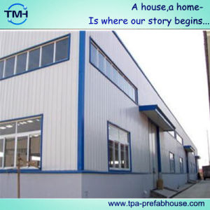 Fabricated Steel Frame Structure for Workshop pictures & photos