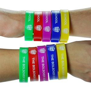 Factory Silicone Bracelet Pendrive Wristband USB Drive pictures & photos