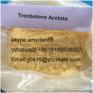 Steroid Powder Finaplix H/Revalor-H Trenbolone Acetate for Muscle Growth 10161-34-9 pictures & photos