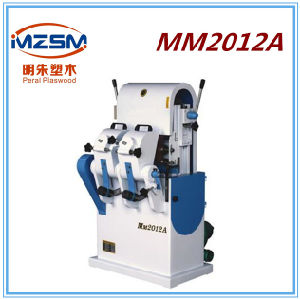 mm2012A Model Woodworking Round Wood Round Rod Sanding Machine pictures & photos