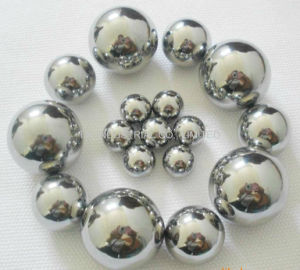Chrome Steel Balls pictures & photos