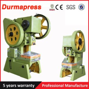 J21s-63 Mechanical Metal Stamping Machine Flywheel Punch Press pictures & photos