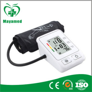 My-G028I Arm Type Blood Pressure Monitor Electronic Sphygmomanometer pictures & photos