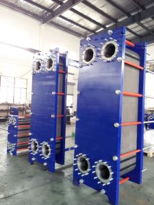 Indistrial Heat Transfer Fp08 Steam Plate Heat Exchanger with Gaskets pictures & photos