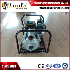 2inch Clean Trash Pump Recoil Gasoline Petrol Water Pump for Ethiopia pictures & photos