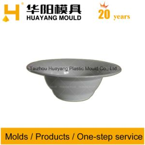 Injection Mould for Plastic Flower Pot pictures & photos