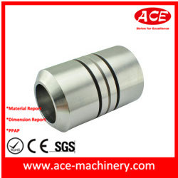 Aluminum Cncmachining Part of Moto Adapter pictures & photos