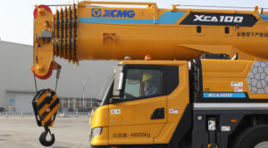 XCMG New All Terrain Crane Xca100 Truck Crane for Sale pictures & photos