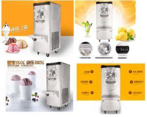 Popular Export Hard Ice Cream Machine pictures & photos