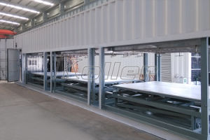 15 Tons/Day Automatic Block Ice Machine Direct Cooling Type Automatic Ice Harvest pictures & photos