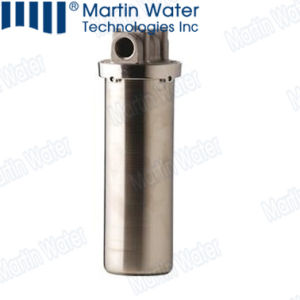 20 Inch Ss Filter Housing for RO Water Purifier Equipment pictures & photos