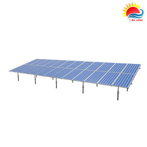 High Quality Commercial PV Racking System with ISO9001 (MD0062) pictures & photos