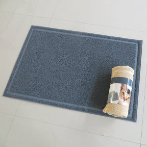 Factory Produce Big Size PVC Pet Mat Cat Litter Mat pictures & photos